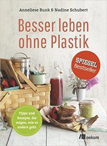 Besser leben ohne Plastik Cover Erstes Buch