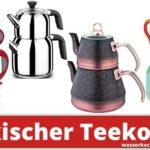 Türkischer Teekocher: Çaydanlık