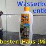 Wasserkocher entkalken: 6 bekannte Hausmittel & Tricks