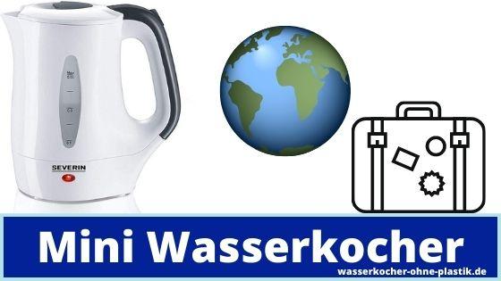 Mini Wasserkocher